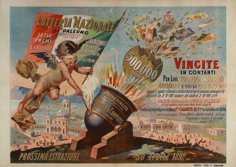 Lotteria Nazionale di Palermo