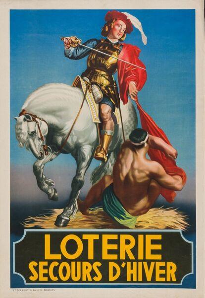 Loterie Secours d'Hiver