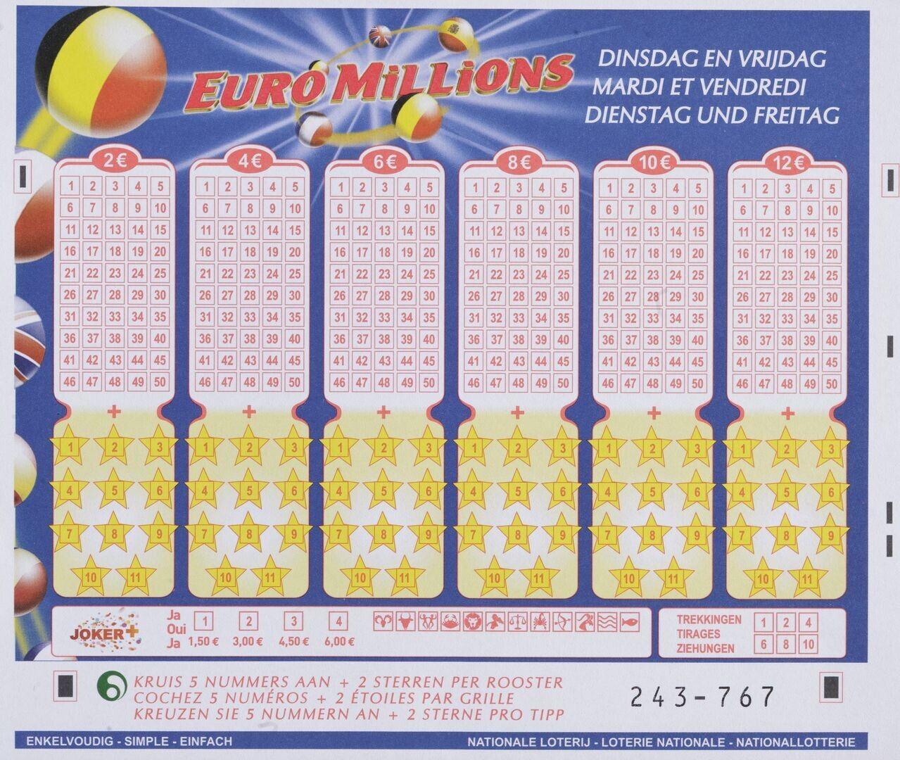 Lotto Nl Uitslagen