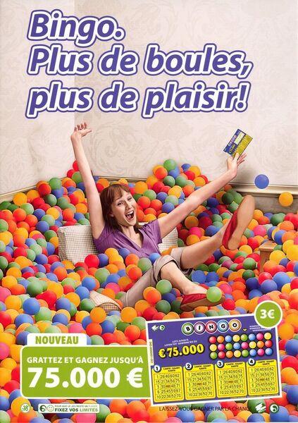 Bingo. Plus de boules, plus de plaisir!