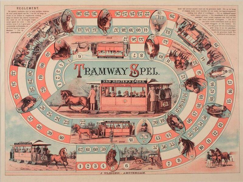 Tramway spel