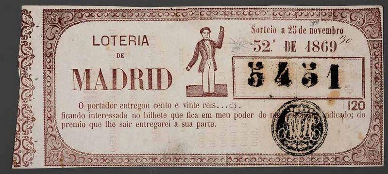 Loteria de Madrid